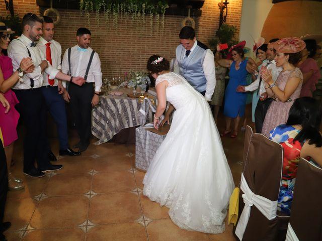 La boda de MARI CARMEN y DARIO en Casas De Fernando Alonso, Cuenca 266