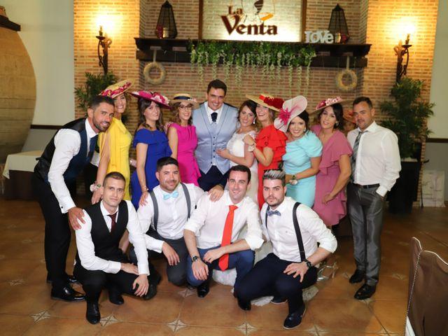 La boda de MARI CARMEN y DARIO en Casas De Fernando Alonso, Cuenca 269
