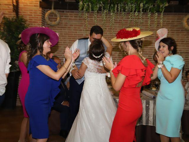 La boda de MARI CARMEN y DARIO en Casas De Fernando Alonso, Cuenca 270