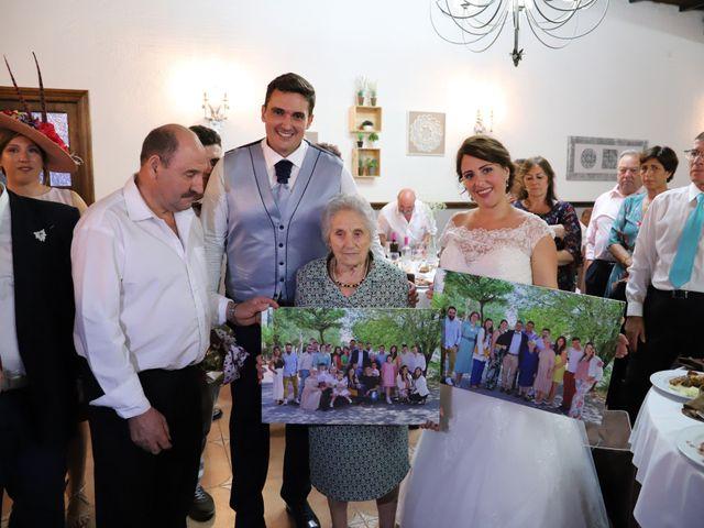 La boda de MARI CARMEN y DARIO en Casas De Fernando Alonso, Cuenca 271