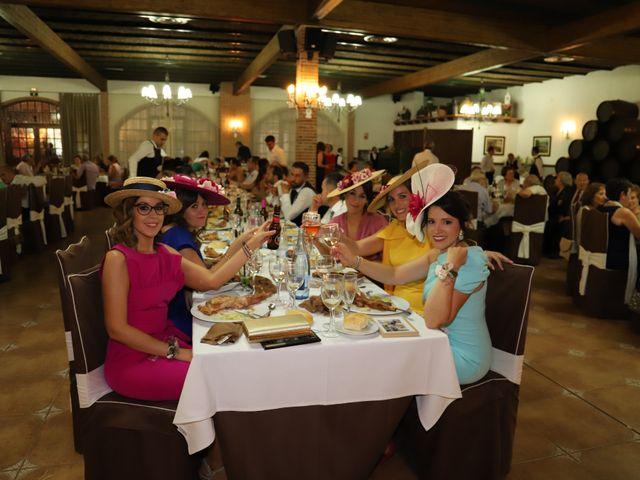 La boda de MARI CARMEN y DARIO en Casas De Fernando Alonso, Cuenca 273