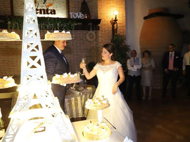 La boda de MARI CARMEN y DARIO en Casas De Fernando Alonso, Cuenca 279