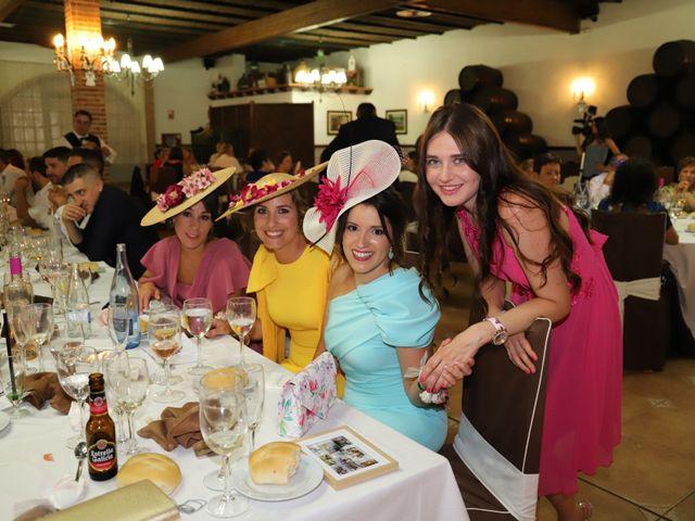 La boda de MARI CARMEN y DARIO en Casas De Fernando Alonso, Cuenca 283