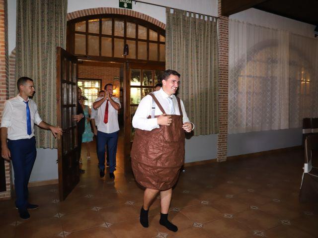 La boda de MARI CARMEN y DARIO en Casas De Fernando Alonso, Cuenca 285