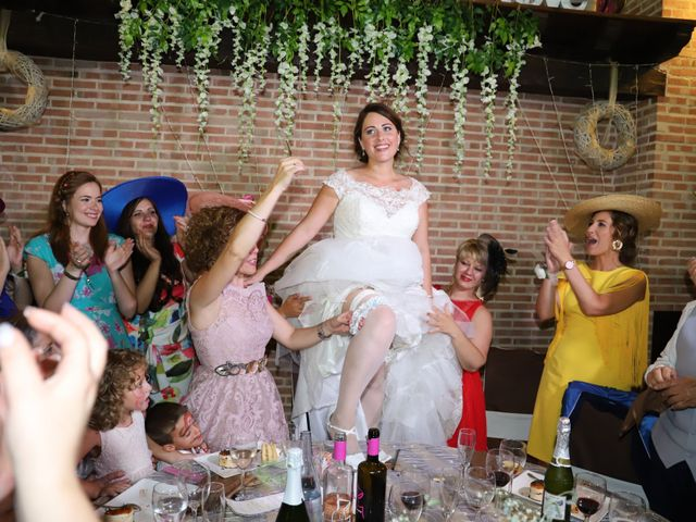 La boda de MARI CARMEN y DARIO en Casas De Fernando Alonso, Cuenca 288
