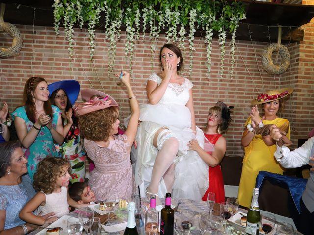 La boda de MARI CARMEN y DARIO en Casas De Fernando Alonso, Cuenca 289