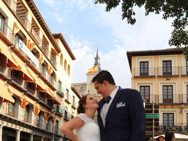 La boda de MARI CARMEN y DARIO en Casas De Fernando Alonso, Cuenca 296