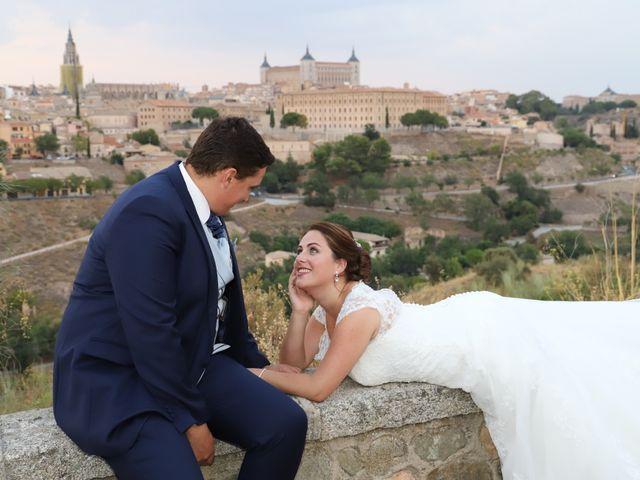 La boda de MARI CARMEN y DARIO en Casas De Fernando Alonso, Cuenca 336