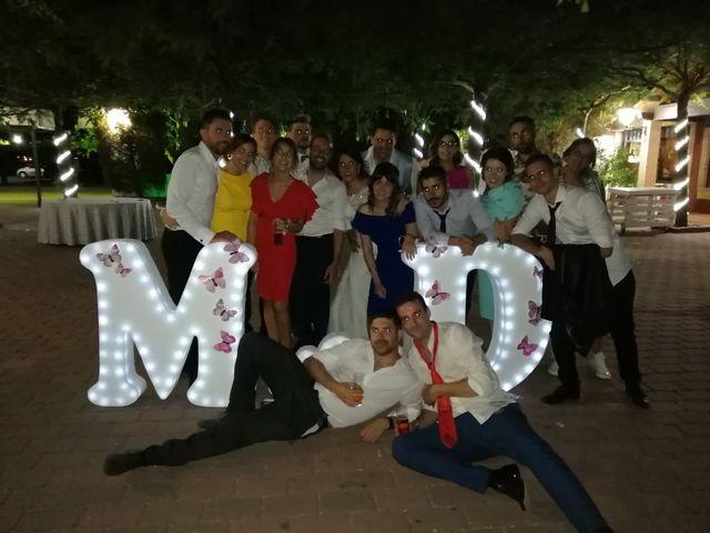 La boda de MARI CARMEN y DARIO en Casas De Fernando Alonso, Cuenca 343