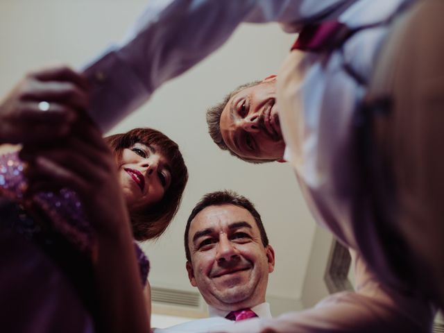 La boda de Victor y Patricia en Salamanca, Salamanca 13