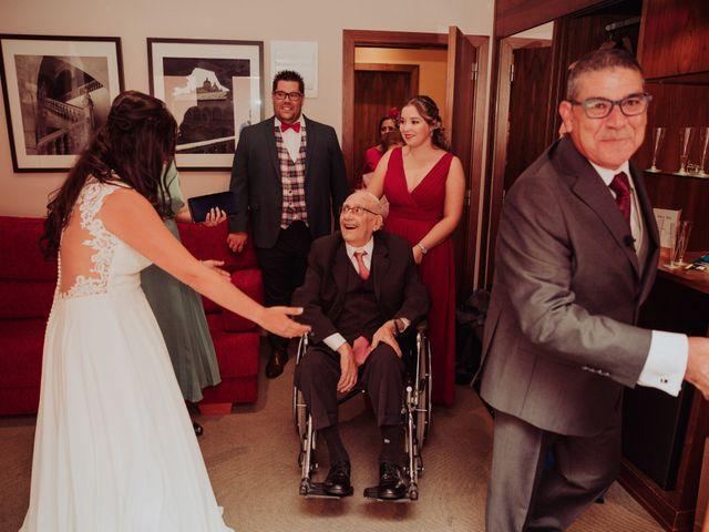 La boda de Victor y Patricia en Salamanca, Salamanca 47