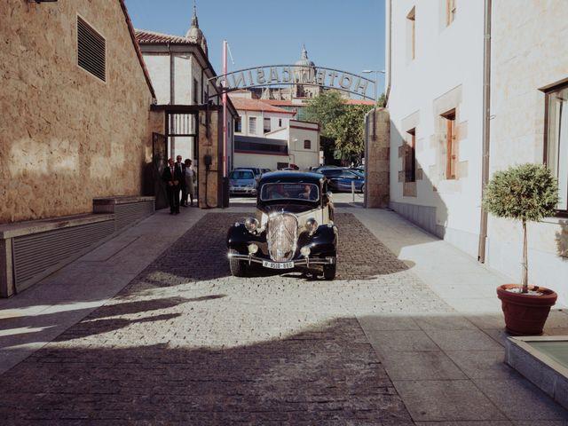 La boda de Victor y Patricia en Salamanca, Salamanca 49
