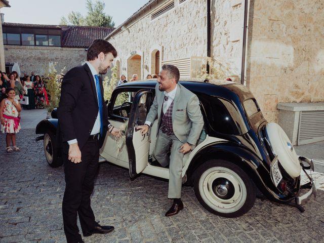 La boda de Victor y Patricia en Salamanca, Salamanca 50