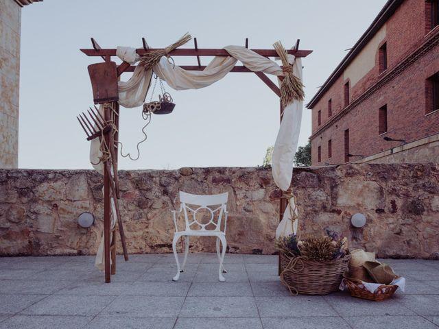 La boda de Victor y Patricia en Salamanca, Salamanca 58