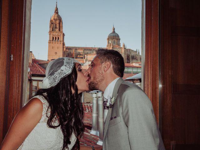 La boda de Victor y Patricia en Salamanca, Salamanca 78