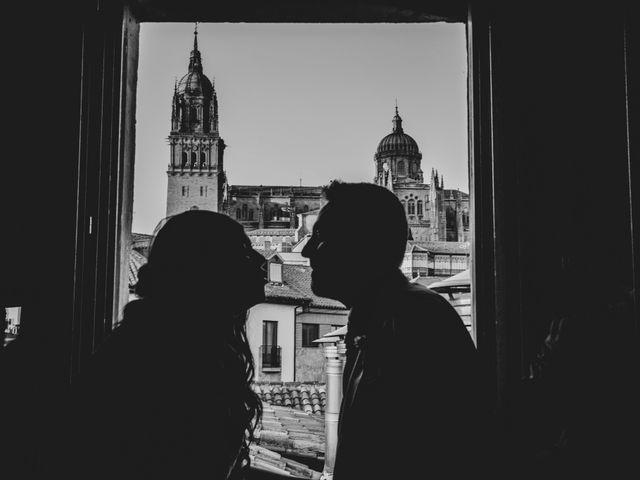 La boda de Victor y Patricia en Salamanca, Salamanca 79