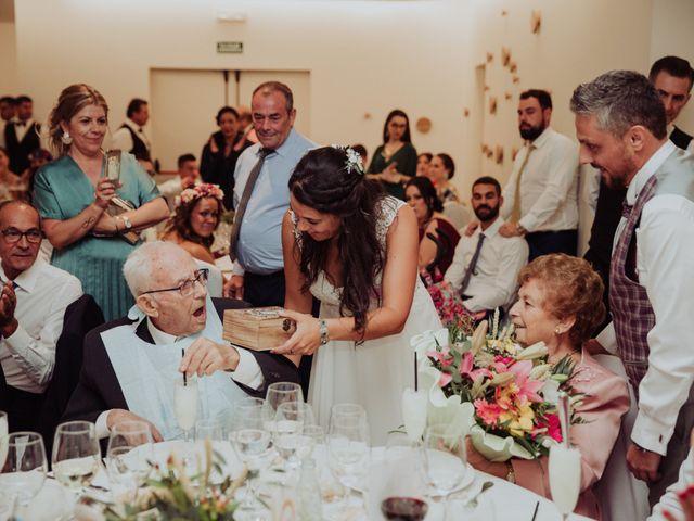 La boda de Victor y Patricia en Salamanca, Salamanca 89