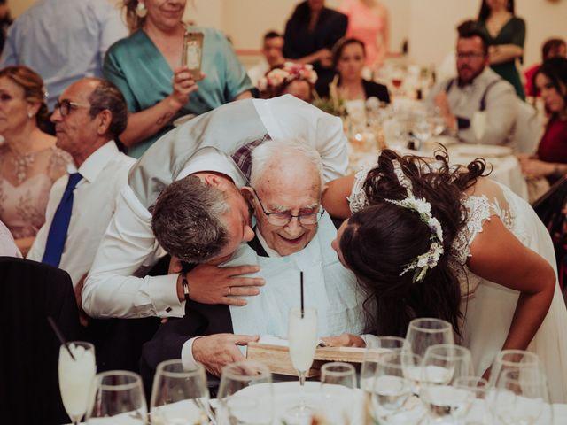 La boda de Victor y Patricia en Salamanca, Salamanca 90