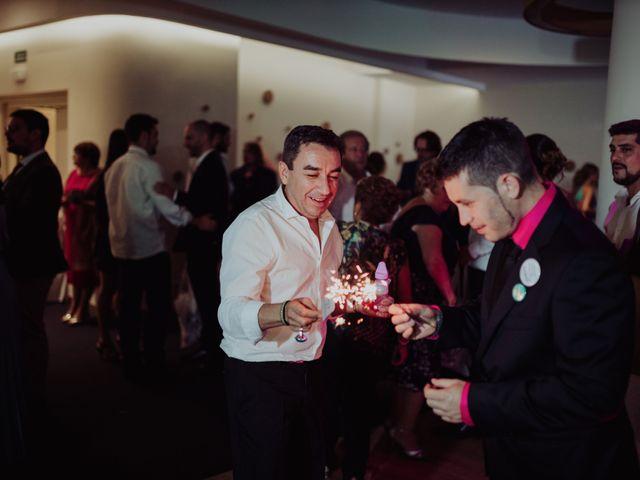 La boda de Victor y Patricia en Salamanca, Salamanca 96
