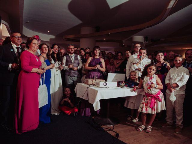 La boda de Victor y Patricia en Salamanca, Salamanca 99