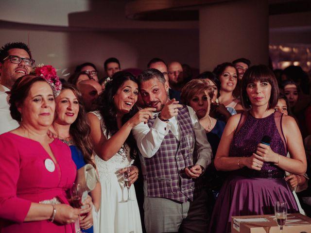La boda de Victor y Patricia en Salamanca, Salamanca 100