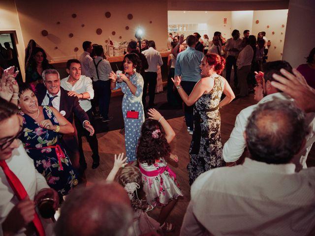 La boda de Victor y Patricia en Salamanca, Salamanca 103