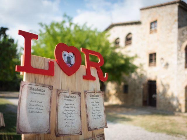 La boda de Ricard y Lidia en Sant Ferriol, Girona 1