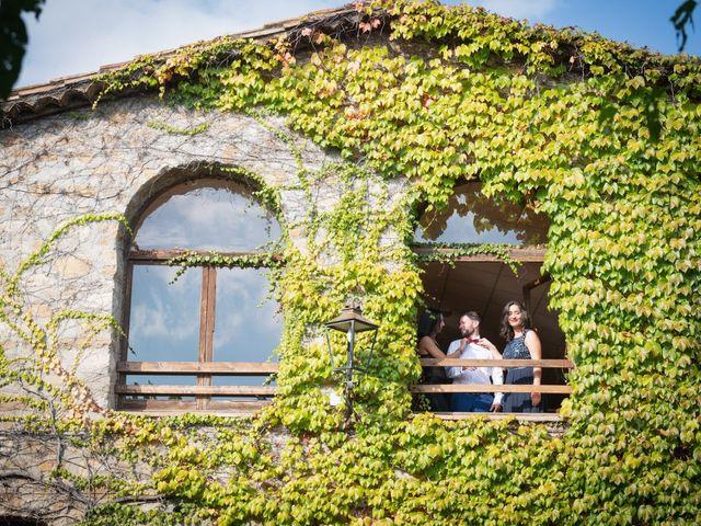 La boda de Ricard y Lidia en Sant Ferriol, Girona 7