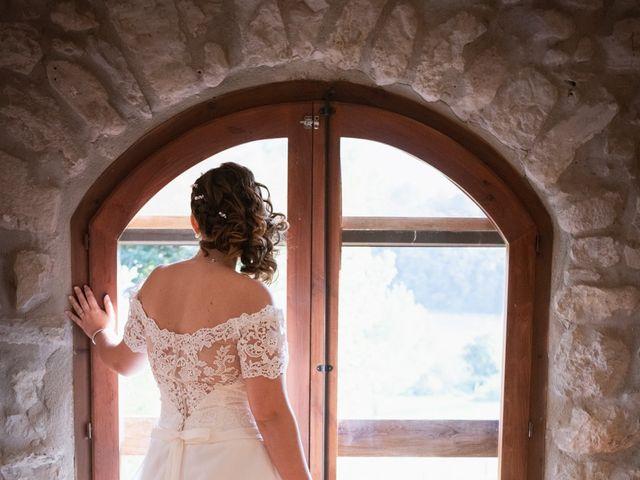 La boda de Ricard y Lidia en Sant Ferriol, Girona 10