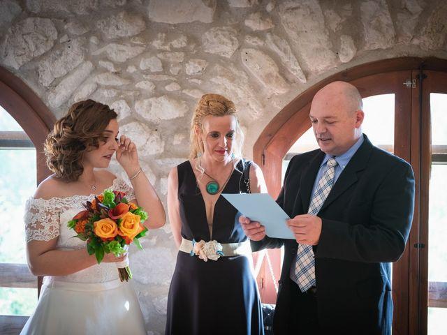 La boda de Ricard y Lidia en Sant Ferriol, Girona 11