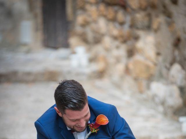 La boda de Ricard y Lidia en Sant Ferriol, Girona 13