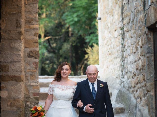La boda de Ricard y Lidia en Sant Ferriol, Girona 15