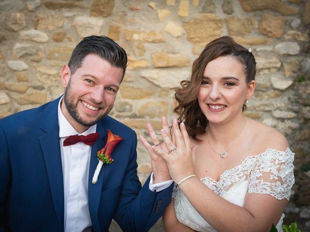 La boda de Ricard y Lidia en Sant Ferriol, Girona 20