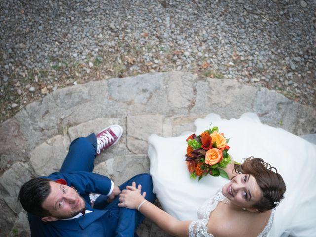 La boda de Ricard y Lidia en Sant Ferriol, Girona 22