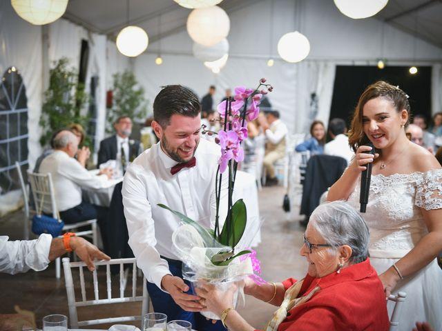 La boda de Ricard y Lidia en Sant Ferriol, Girona 25