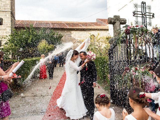 La boda de Gonzalo y Alba en Ávila, Ávila 9