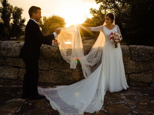 La boda de Gonzalo y Alba en Ávila, Ávila 10