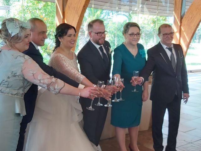 La boda de Jennifer y Crhisthian