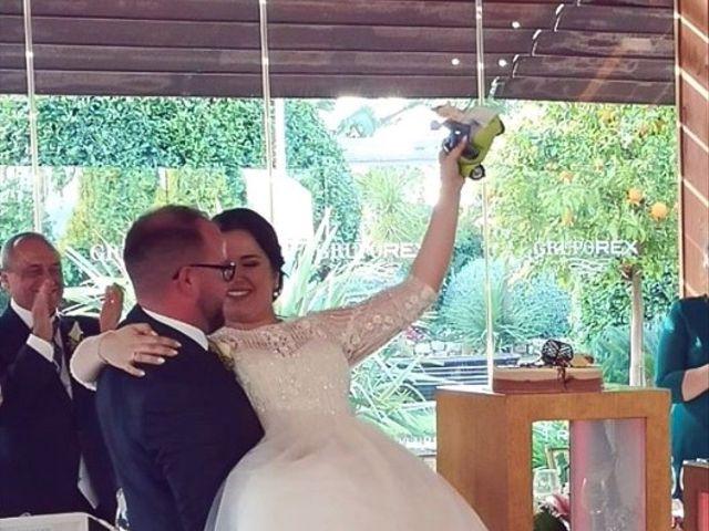 La boda de Crhisthian y Jennifer en Carcaixent, Valencia 4