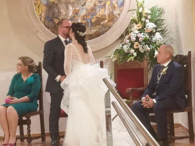 La boda de Crhisthian y Jennifer en Carcaixent, Valencia 1