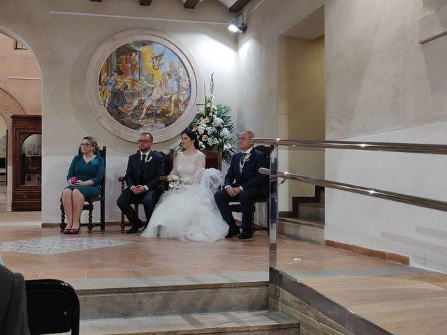 La boda de Crhisthian y Jennifer en Carcaixent, Valencia 5