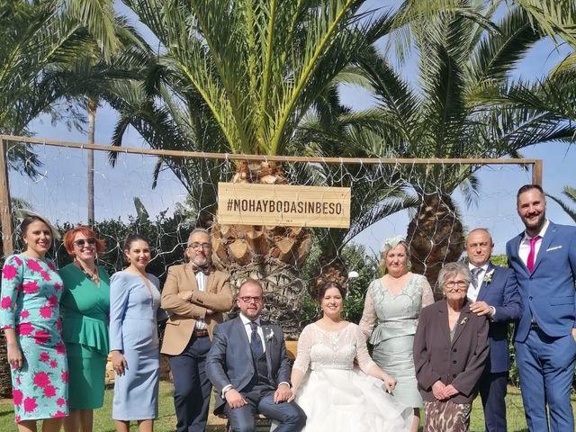 La boda de Crhisthian y Jennifer en Carcaixent, Valencia 7