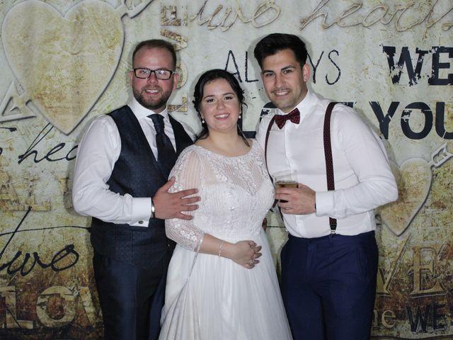 La boda de Crhisthian y Jennifer en Carcaixent, Valencia 13