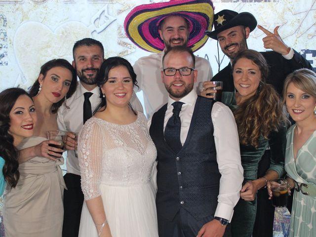 La boda de Crhisthian y Jennifer en Carcaixent, Valencia 15