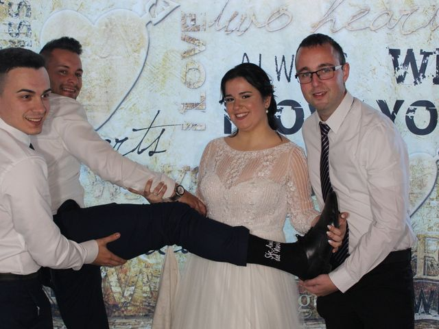 La boda de Crhisthian y Jennifer en Carcaixent, Valencia 17