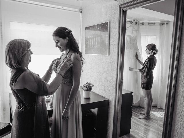 La boda de Ariadna y Juanma en Sant Fost De Campsentelles, Barcelona 10