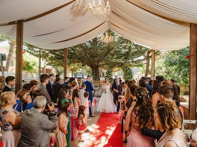 La boda de Ariadna y Juanma en Sant Fost De Campsentelles, Barcelona 13