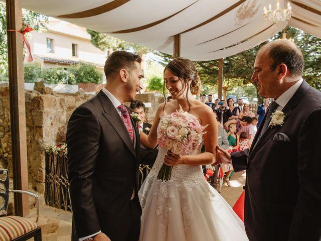 La boda de Ariadna y Juanma en Sant Fost De Campsentelles, Barcelona 14