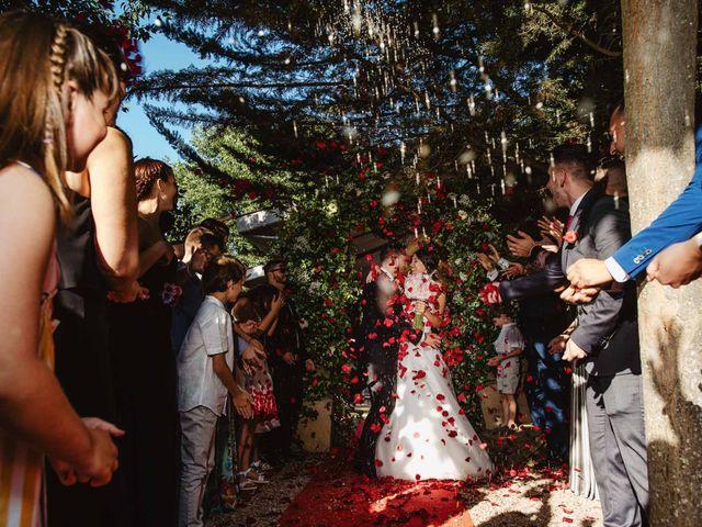 La boda de Ariadna y Juanma en Sant Fost De Campsentelles, Barcelona 17