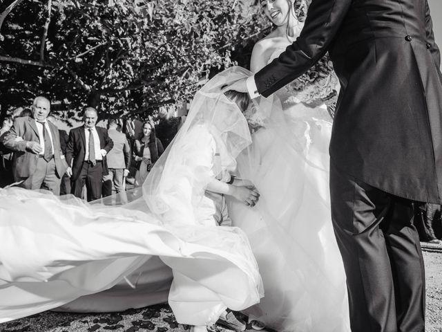 La boda de Ariadna y Juanma en Sant Fost De Campsentelles, Barcelona 18